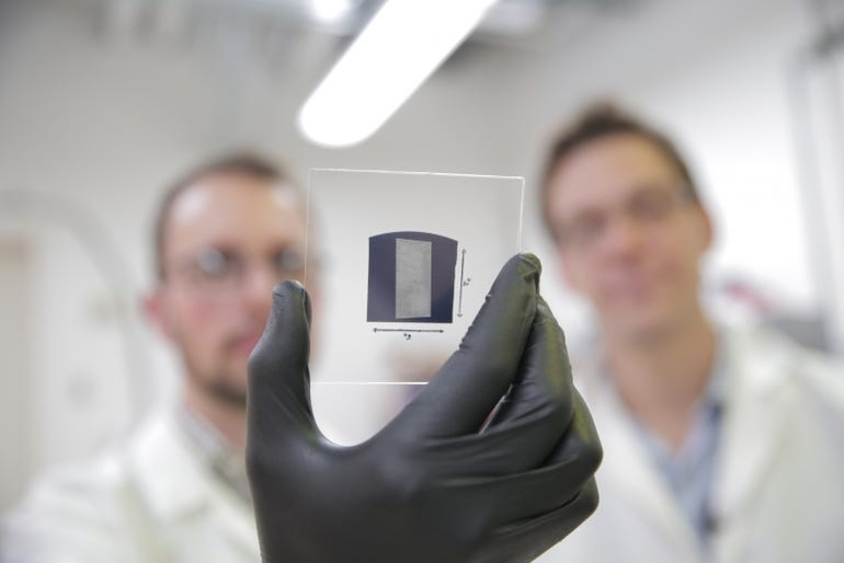 Carbon Nanotube Substrate