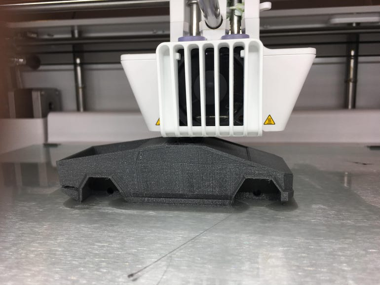 Almost done printing