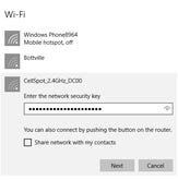 How to protect your wireless network from Wi-Fi Sense