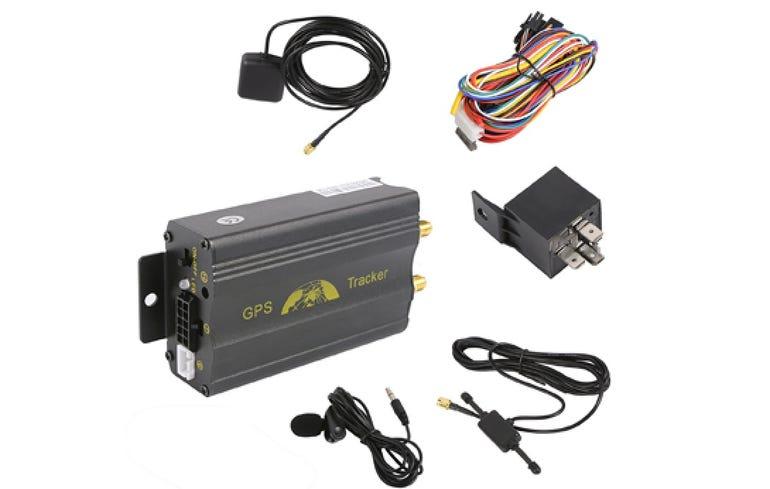GPS car tracker kit