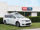 Waymo teams with Avis to manage autonomous vehicle fleet