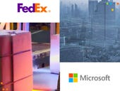 FedEx partners with Microsoft to improve supply chains and shipping logistics