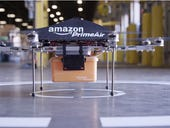 Amazon's Bezos: We have eighth generation drones in the works