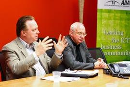 Bob Hayward and Graeme Philipson