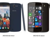 Choose Android or Windows 10 Mobile with upcoming budget phone from Archos