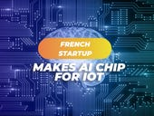 French startup developing ultra-low power open-source AI chips for IoT
