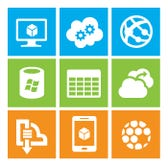 Which Microsoft apps are supported (and not) on Windows Azure?