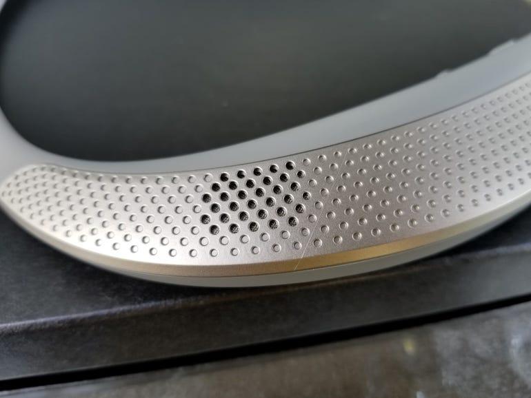 Right side top speaker
