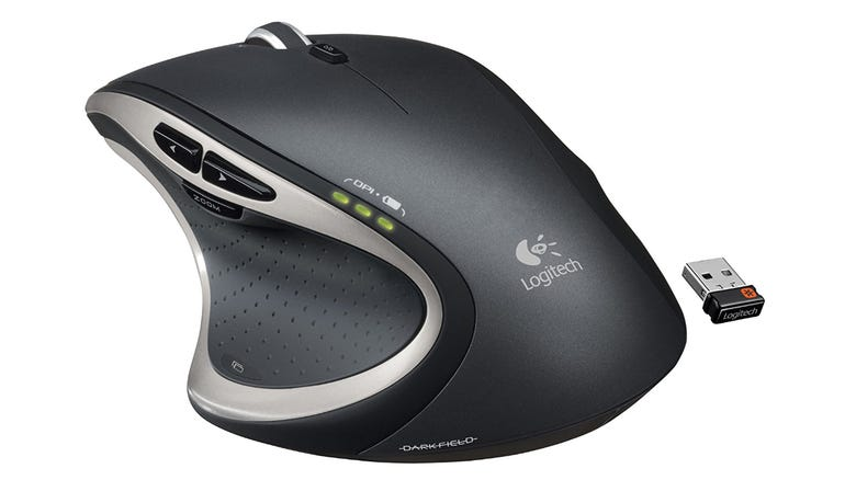Logitech Wireless Performance mouse MX for PC and Mac ($48)