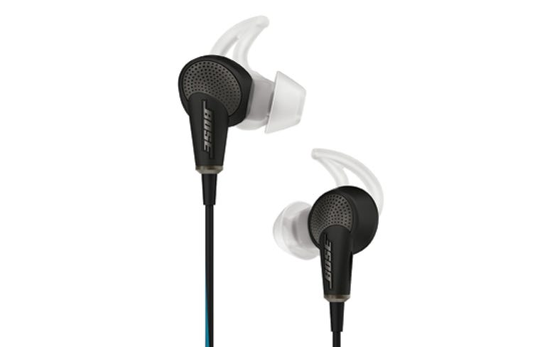 Bose noise-canceling earbuds