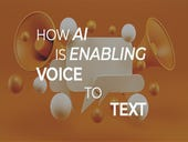 How AI is enabling voice to text