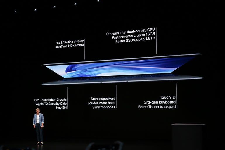 Macs: MacBook Air specs and features