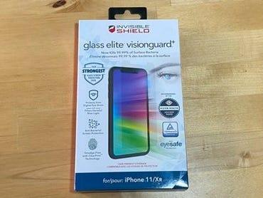 ZAGG InvisibleShield Glass Elite VisionGuard+