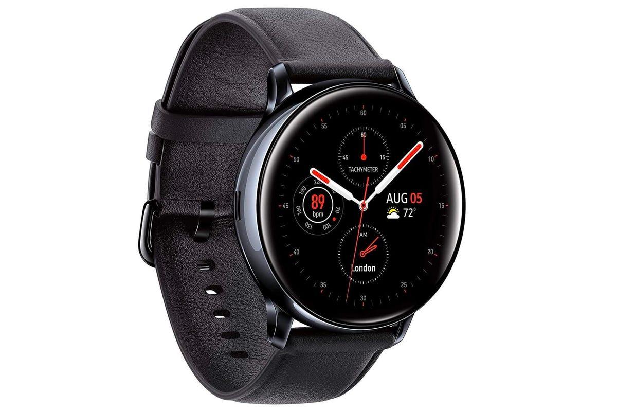 Samsung Galaxy Watch Active 2 (40mm, GPS, Bluetooth, Unlocked LTE)