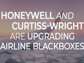 Honeywell and Curtiss-Wright are upgrading airline blackboxes
