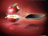 LG trolls Apple with ads, posters in Korea