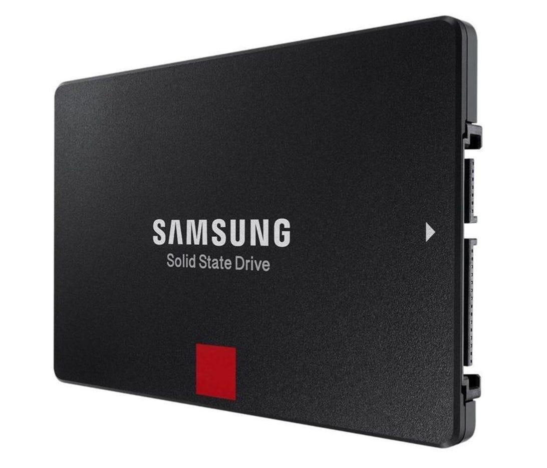 4 x SAMSUNG 860 Pro Series 2.5-inch 4TB SATA III SSD