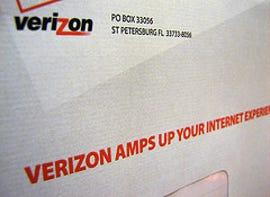 Verizon is not doing much Internet