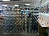 The window display at the Apple Store in Atlantic City - Jason O'Grady