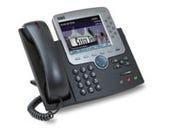 Cisco 7970g handset