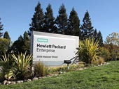 HPE completes enterprise services spinoff, cuts outlook