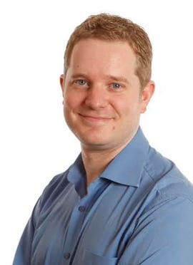 Nick Cook, Intercede's Chief Innovations Officer