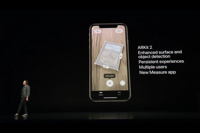 New iPhone: Introducing ARKit 2