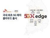 SK Telecom launches 5G edge cloud service with AWS Wavelength
