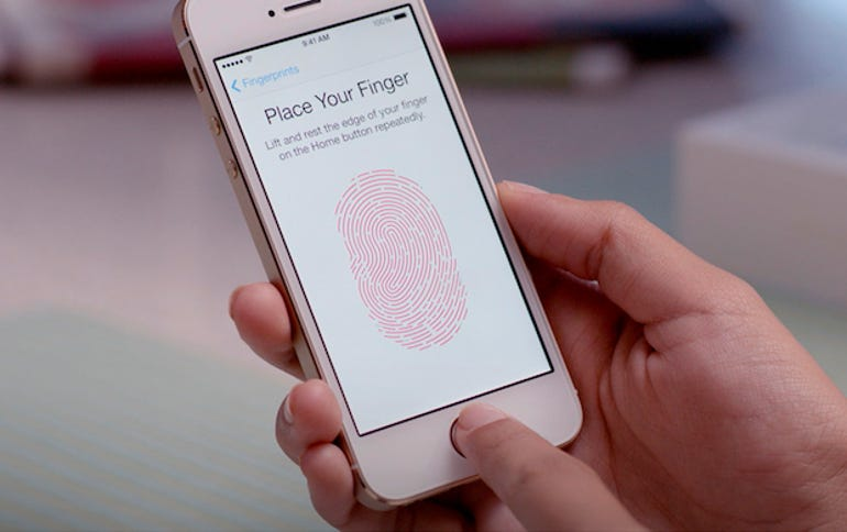 Apple's iPhone 5s Touch ID