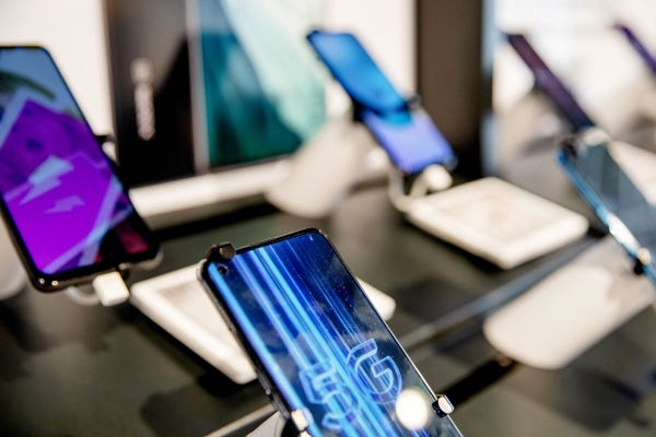 Do you really need a new phone? The global chip shortage should make you think twice