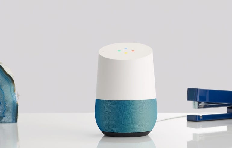 Google Home, Google Home mini