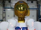 Robonaut kicks into life on space station