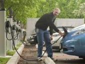 Google, Tesla back big electric vehicle charging rollout