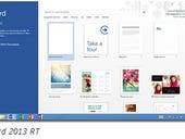 Microsoft to deliver final version of Office 2013 RT starting in early November