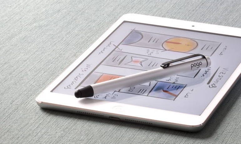Ten One Design's Pogo pen is a useful accessory for an iPad or iPhone.