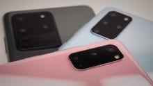 The best Samsung phones