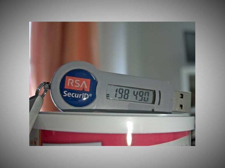 3. Don't put your RSA two-factor keyfob on the internet