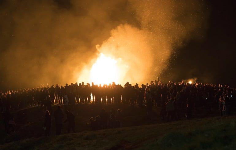 Google acquires Burning Man