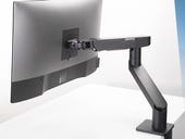 Better living through monitor arms