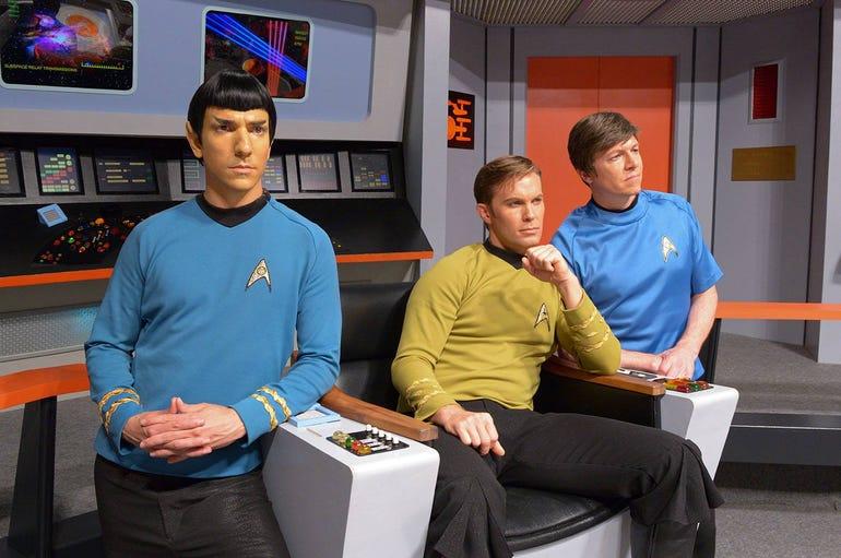 Star Trek Phase II (also known as Star Trek New Voyages)