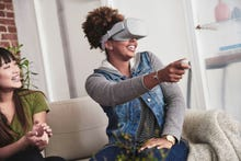 Facebook bets on mobile VR: I'm not taking the bait