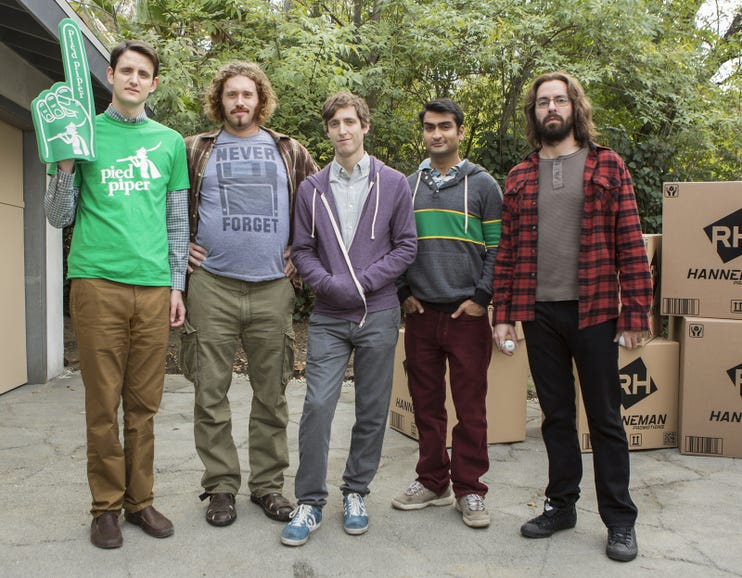 How real is HBO's Silicon Valley?