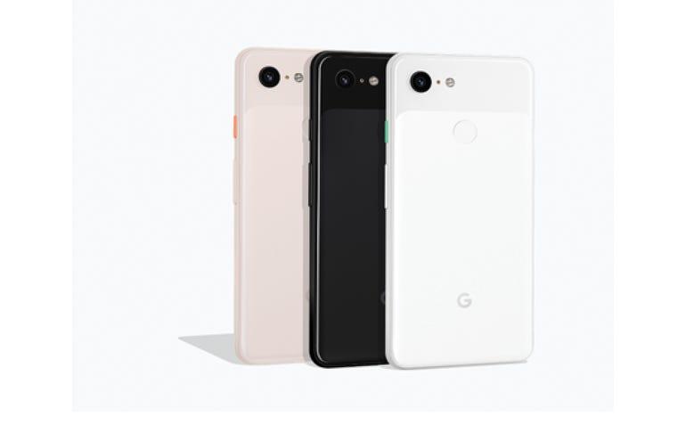 Google Pixel 3 packs
