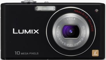 Panasonic announces four new Lumix cameras: FX37, FZ28, LX3, and FX150