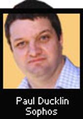 Paul Ducklin, Sophos