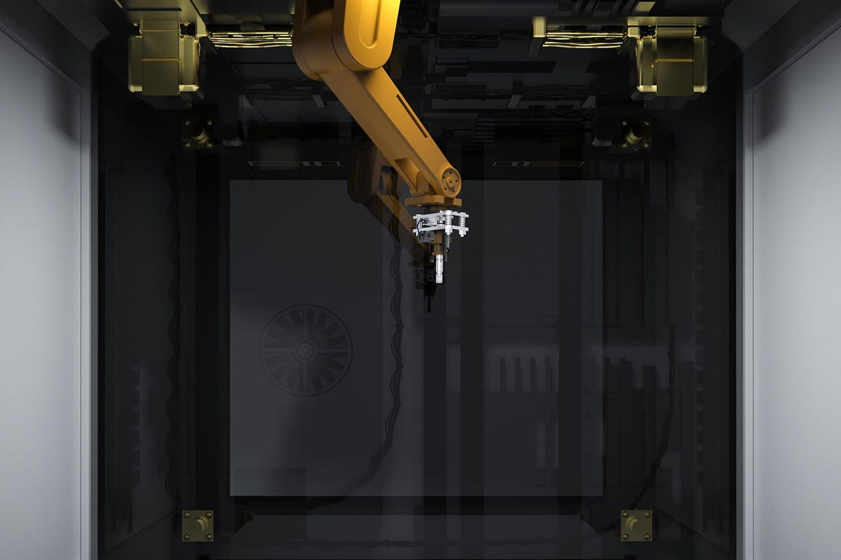 3d printer with injector