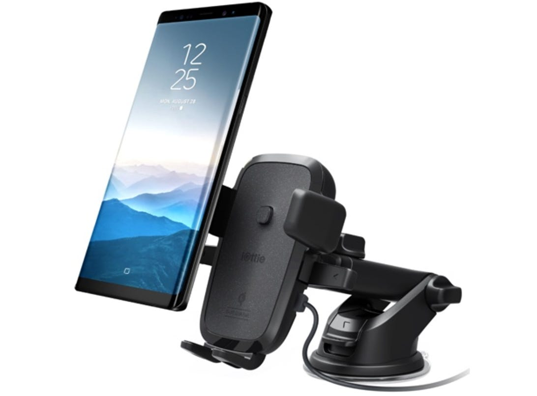 iOttie Easy One Touch 4 Qi Wireless Fast Charging Mount