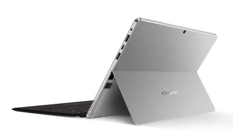 Hands on with the Chuwi SurBook A high performing Surface clone ZDNet