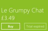 Windows Store Trial Expired - Big