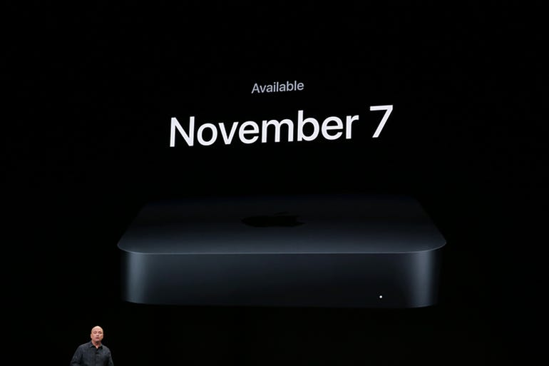 Macs: Mac mini pricing and availability